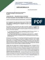 Carta Notarial OCI Rector UNMSM