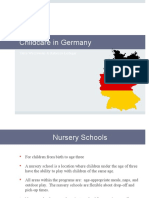 childcare in germany-operational managment