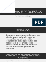 Materiais e Processos_aula3