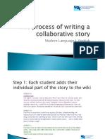 Process Collaborative Writing