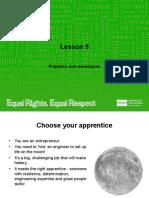 Gender and Stereotypes Slides