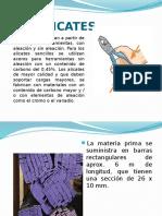 PROCESO DE FABRICACIÓN DEL ALICATE.pptx