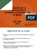 Clase 10 Cerebelo y GB UDLA 2016