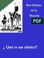 Presentación Don Quijote en El Camino de La Multitextualidad