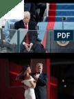 הבעות פנים של דונלד טראמפ