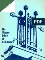 Chicago School of Architecture