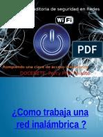 Auditoria de Redes-Seguridad Informatica I Ciclo