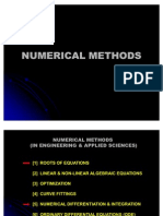 Numerical Method - Bisection