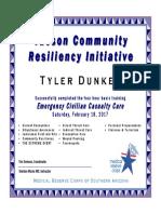 eccc certificate 02-18-17 dunker