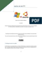Win XP y Ubuntu en mi PC