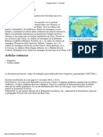 Orogenèse Alpine — Wikipédia