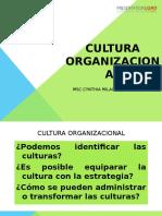 08 Sesion Cultura Organizacional 2016-II
