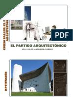 Conceptos.. El Partido Arquitectónico