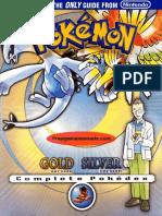 PokemonGold&SilverCompletePokedexNintendoGuides