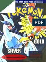 PokemonGold&SilverNintendoGuides