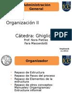 Presentacion Organización II