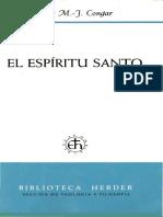 Yves M. - J. Congar - El Espíritu Santo.pdf