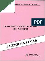 Gebara et al - Teología con rostro de mujer