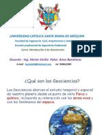 Exposicion Int. a Las Geociencias PDF