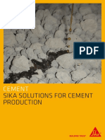 Sika Solutions for Cement Production_web