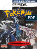 PokemonDiamond&PearlNintendoGuides