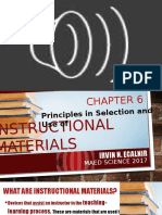 Instructional Materials ppt