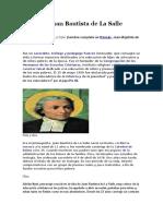 Juan Bautista de La Salle.docx