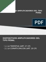 Diapositiva de Delito