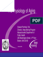 Physiology of Aging[1]