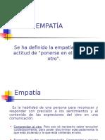 Desarrollo Humano_ 4a. Rapport y empatía