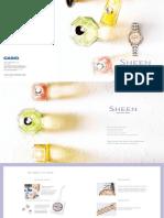 2017ss Sheen Catalog