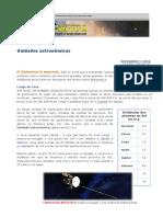 Unidades Astronômicas _ Astronomia No Zênite