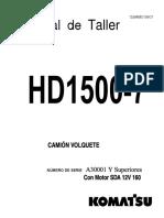 SM HD1500-7 A30001-UP GSAM019901