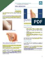 Clase 28 - Oncología - Patología Mamaria Benigna