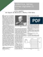 Telegrafia Electrica-optica y Comunicaciones Digitales