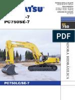 PC750-7