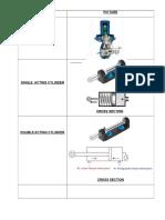 Assment actuators