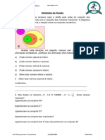 AGP - Matemática - Números Reais