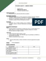 Guia Ciencias 5basico Semana2 Sistemas Corporales y Salud Marzo 2012