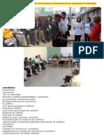 Manual de Las Comisiones de Convivencia y Conciliación de Los Organismos Comunales