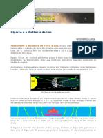 Hiparco e a Distância Da Lua _ Astronomia No Zênite