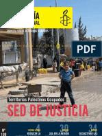 Amnistía Internacional-Revista sobre derechos Humanos #100