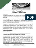 1- Tiago - O Cristão e as Provações.doc