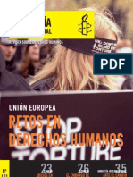 Amnistía Internacional-Revista sobre Derechos Humanos #101