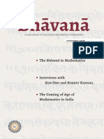 Bhavana Vol 1 Issue 1 Jan 2017