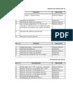 Status de Protocolos Arriola, Javier Prado y Atocongo