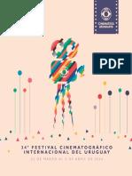 Catálogo 34to Festival Cinematográfico Internacional del Uruguay 2016
