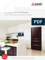 Mitsubishi Electric Fridge Range Catalogue