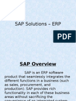 Sap Sd Demo- Consultant