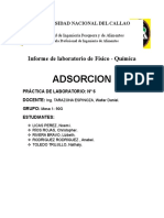 Laboratorio de Absorcion